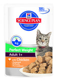 Hill's Science Plan Perfect Weight Adult Pouch