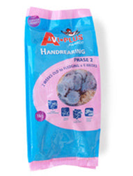 Avi Plus - Handrearing Phase 2- 2 Weeks to 6 Weeks old. Highly digestible, this diet has been carefully researched and tested to provide the very best for your baby birds in the appropriate balanced ratio.