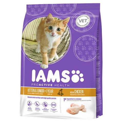Iams Kitten Chicken