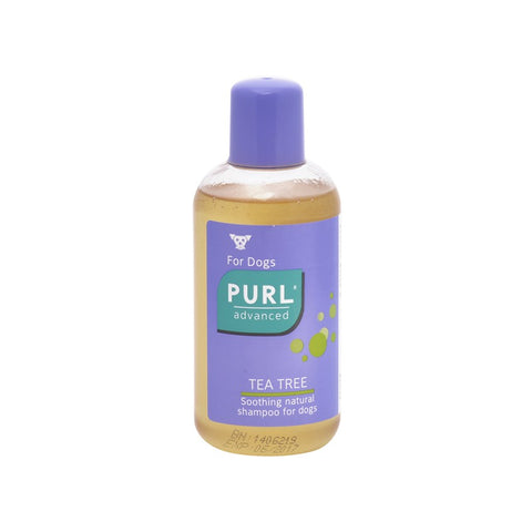 Purl Advanced Tea Tree Oil shampoo contains genuine Australian Tea Tree Oil