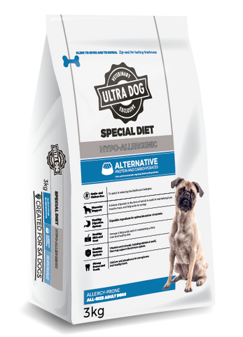 Ultra Dog Special Diet Hypoallergenic