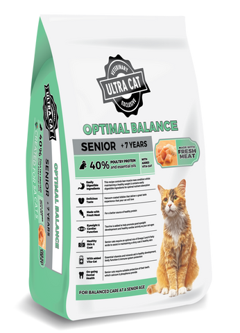 Ultra Cat Optimal Balance Senior Cat Food