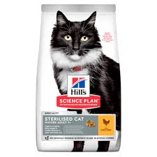 Hill's Science Plan Sterilised Cat Mature 7+ Chicken