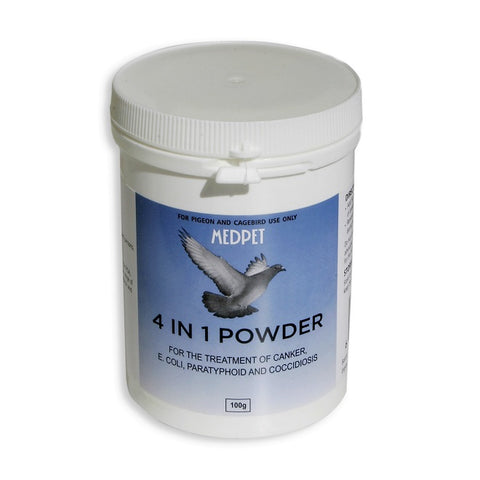 4 in 1 Powder