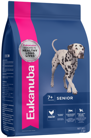 Eukanuba Senior Medium Breed Chicken