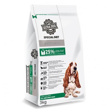 Ultra Dog Special Diet Weight Control