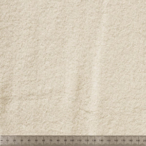 Cream Organic Fleece
