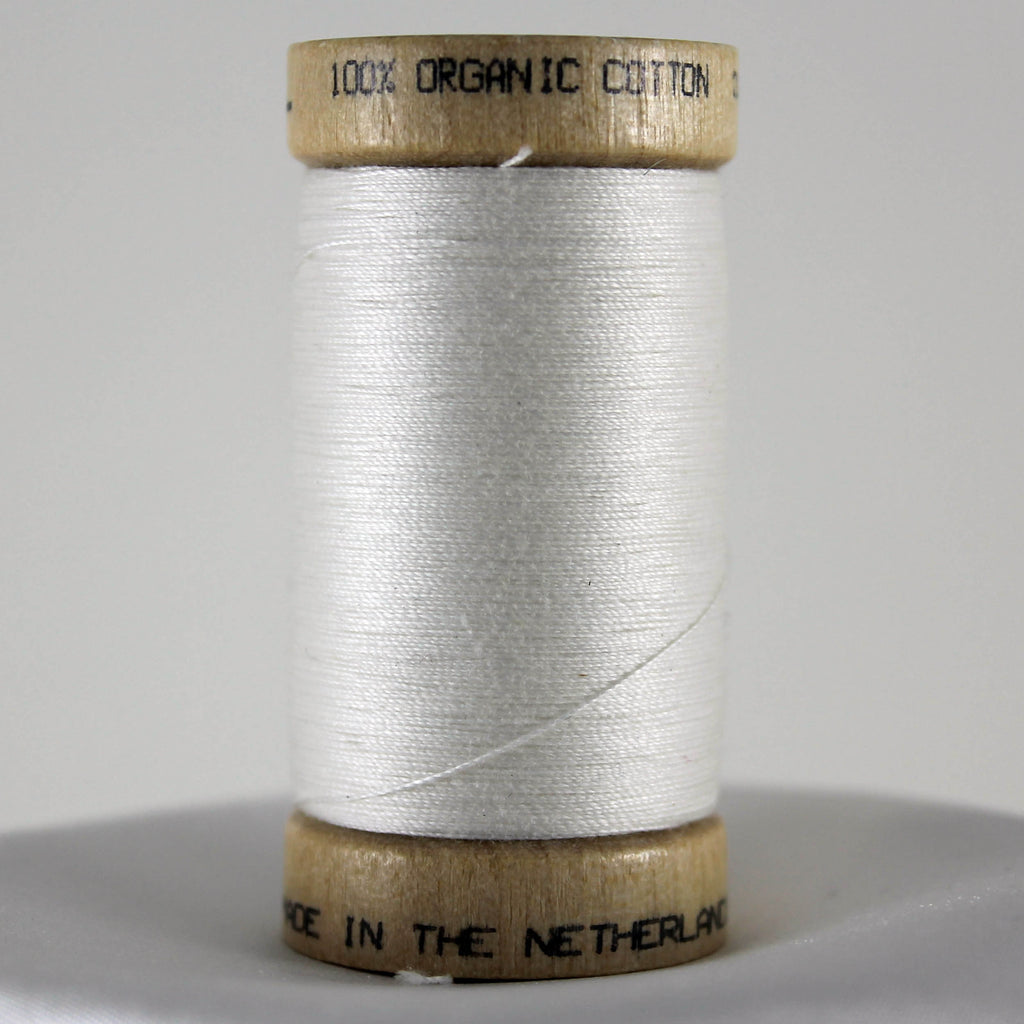 Organic Cotton Thread - Natural