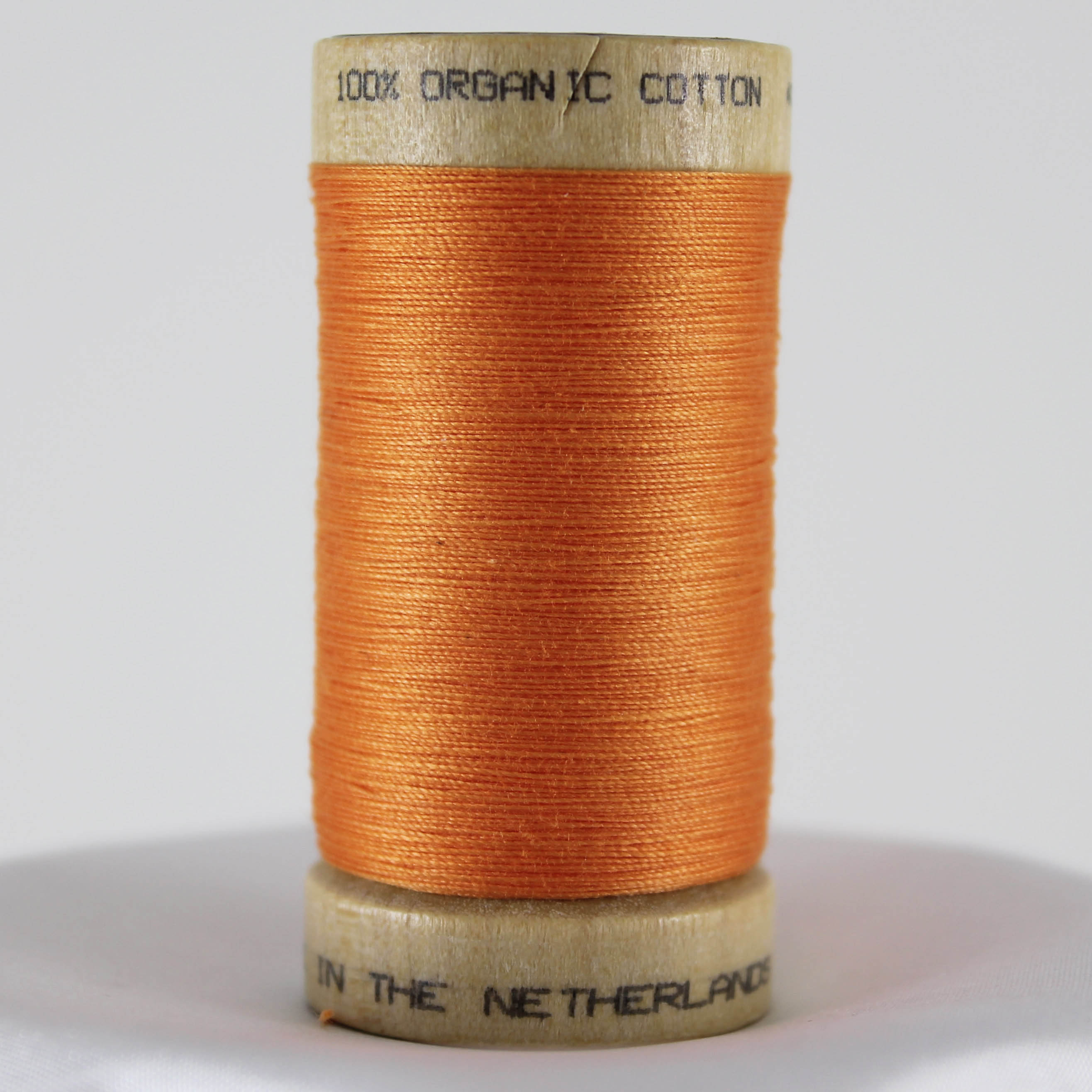 Orange Organic Cotton Thread