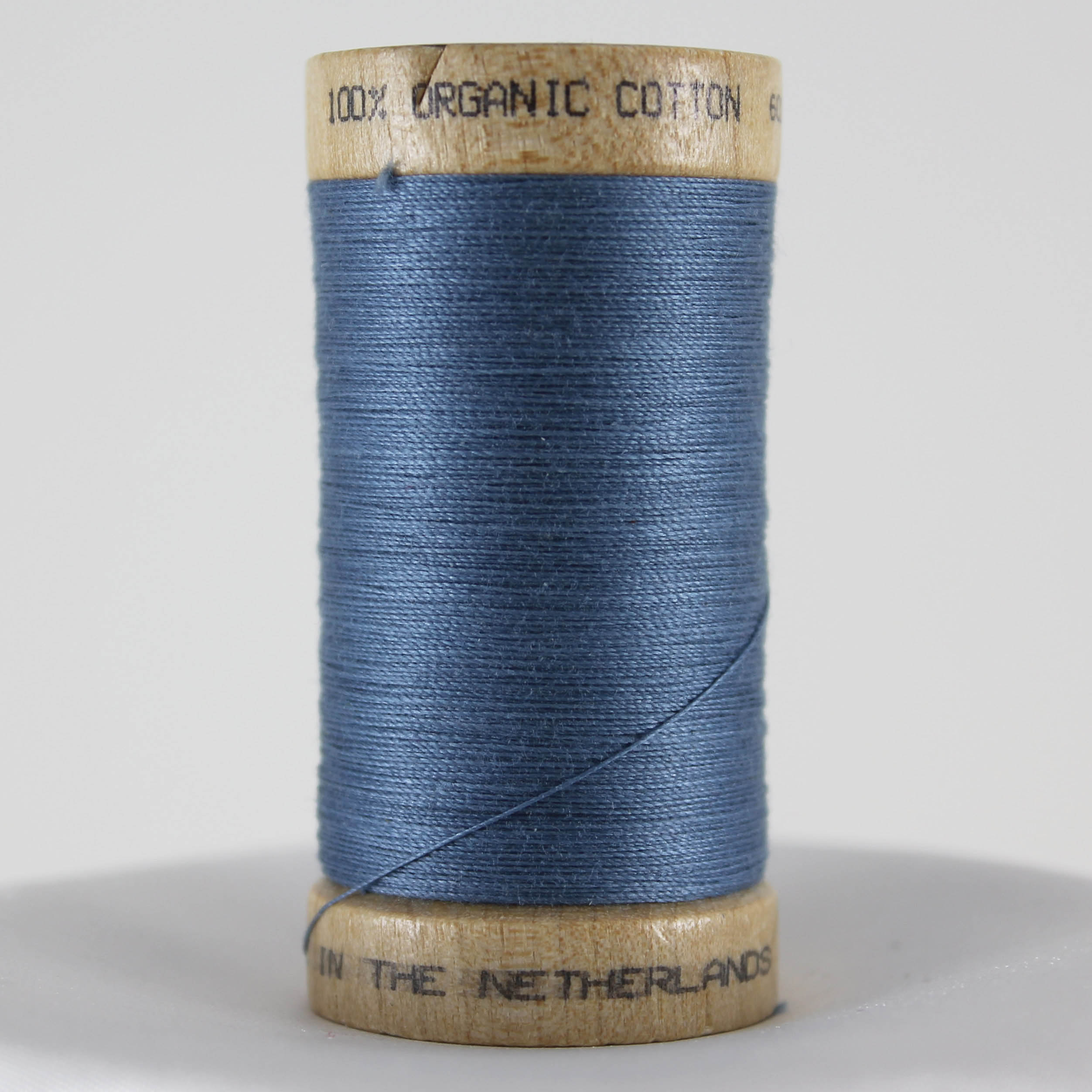 Organic Cotton Thread - Slate Blue