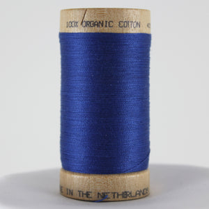 Organic Cotton Thread - Royal Blue