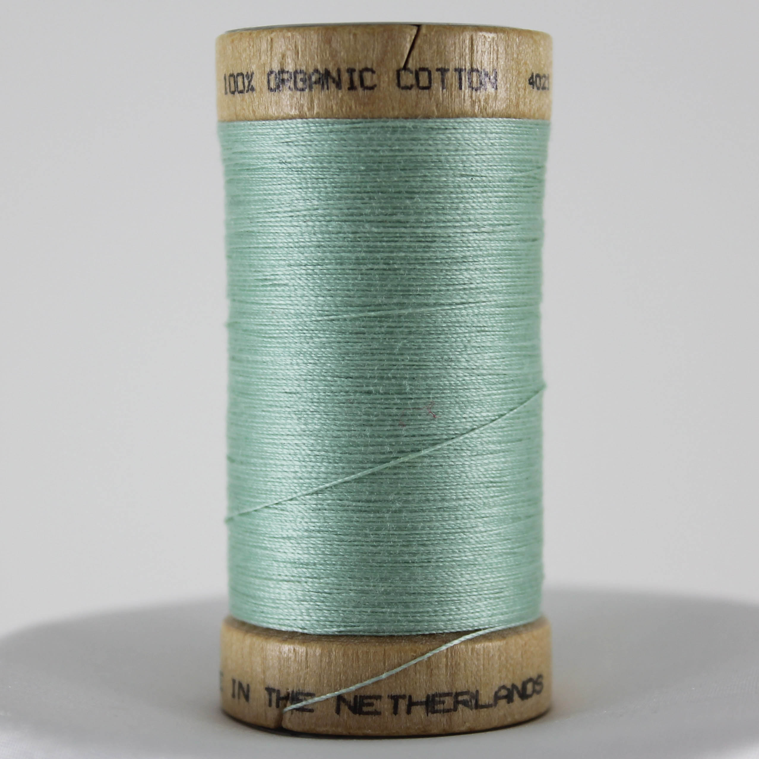 Mint Green Organic Cotton Thread