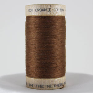 Chestnut Organic Cotton Thread