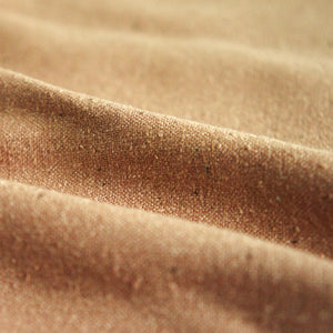 Brown Textured Plain Weave