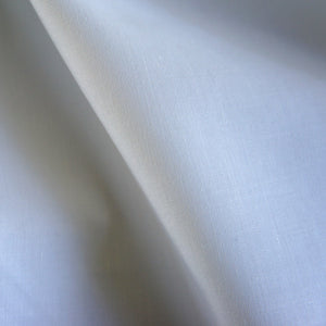White Lightweight Plain Weave