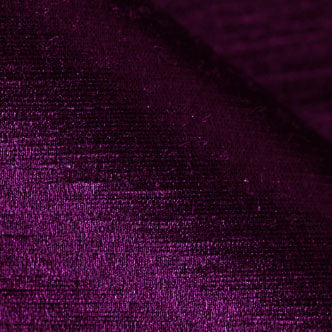 Plum Purple Hemp Silk Charmeuse