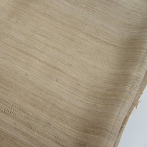 Soft Golden Tussah Silk