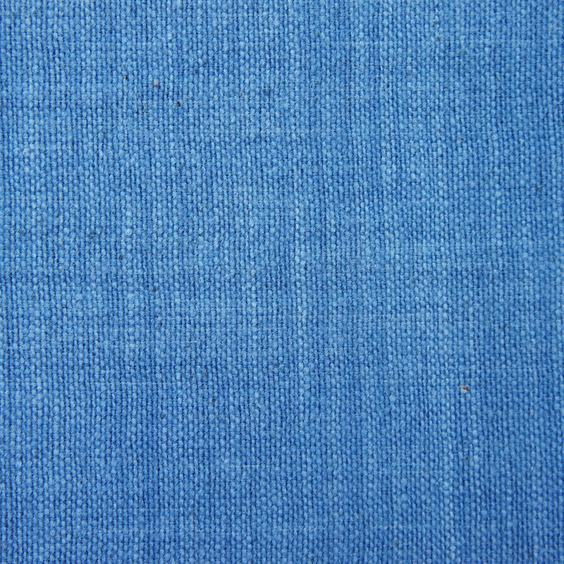 Light Blue Handwoven Crossweave