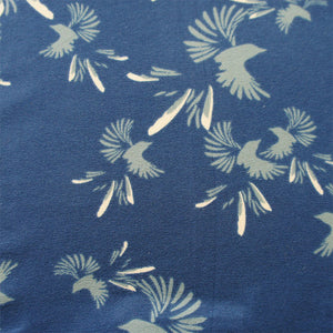Bird of a Feather Organic Cotton Jersey