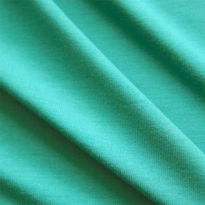 Mint Green Organic Cotton Jersey