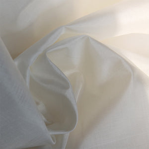 Fair Trade Off-White Silk Taffeta