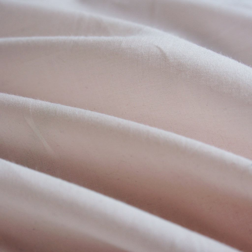 Lightweight Baby Pink Organic Cotton