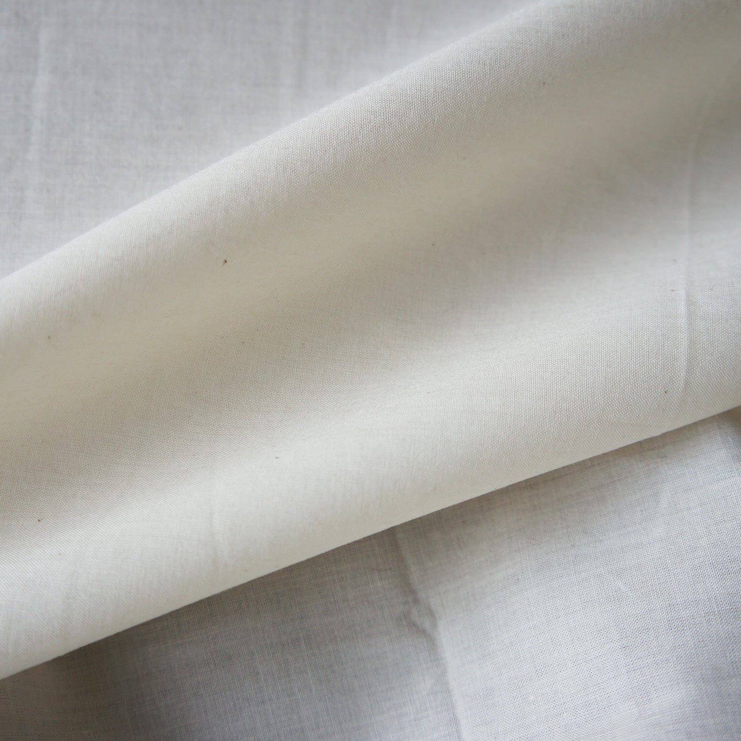 Lightweight Cream Organic Cotton