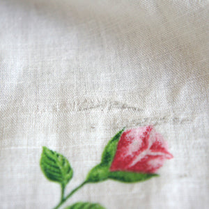 Small Rose Print