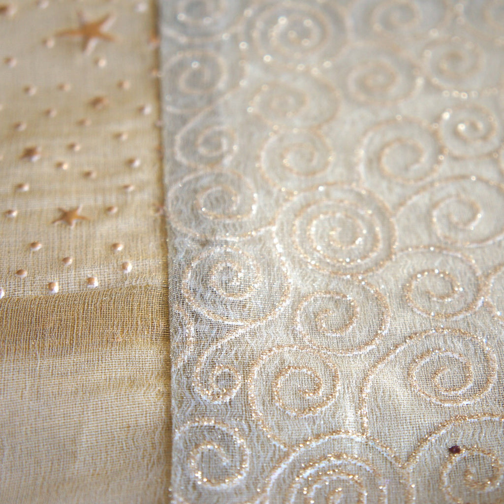 REMNANT: Golden Organza Mixture