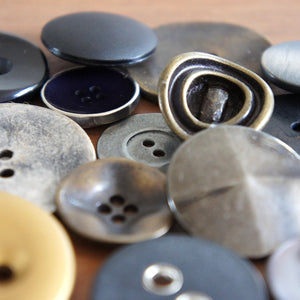 A Mixed Bag Of Buttons