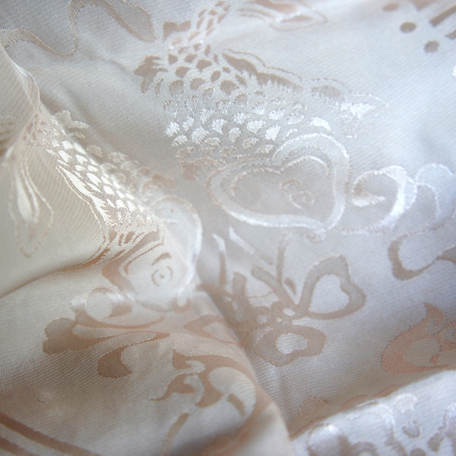 Double Sided Chinese Jacquard Weave