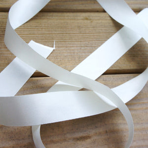Ivory Ribbon 19mm