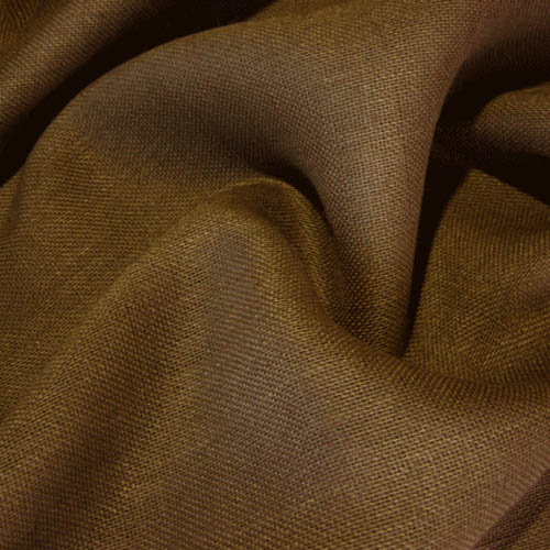 REMNANT: Chocolate Brown Hessian