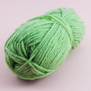 Mint Green Alpaca Yarn
