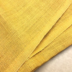 Yellow Gold Jute Hessian