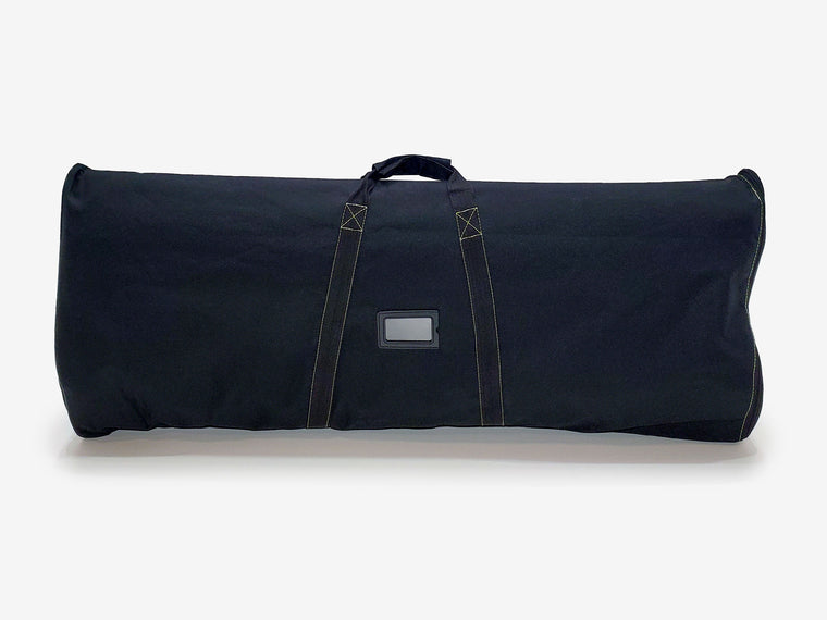 C.air² includes a padded transport bag