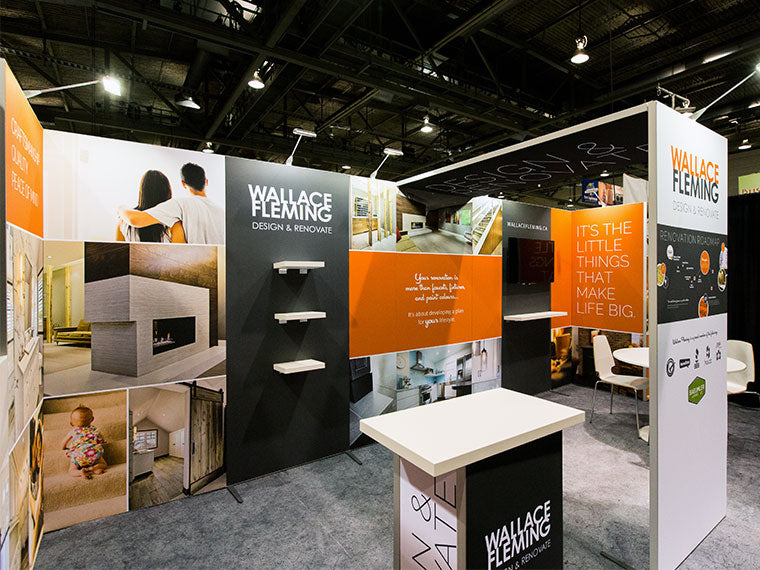 Panoramic H-line - Trade Show Exhibits