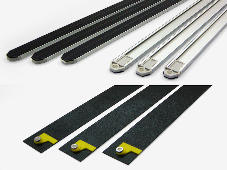 Magnum Classic Magnetic Channel Bars and Panel Hangers