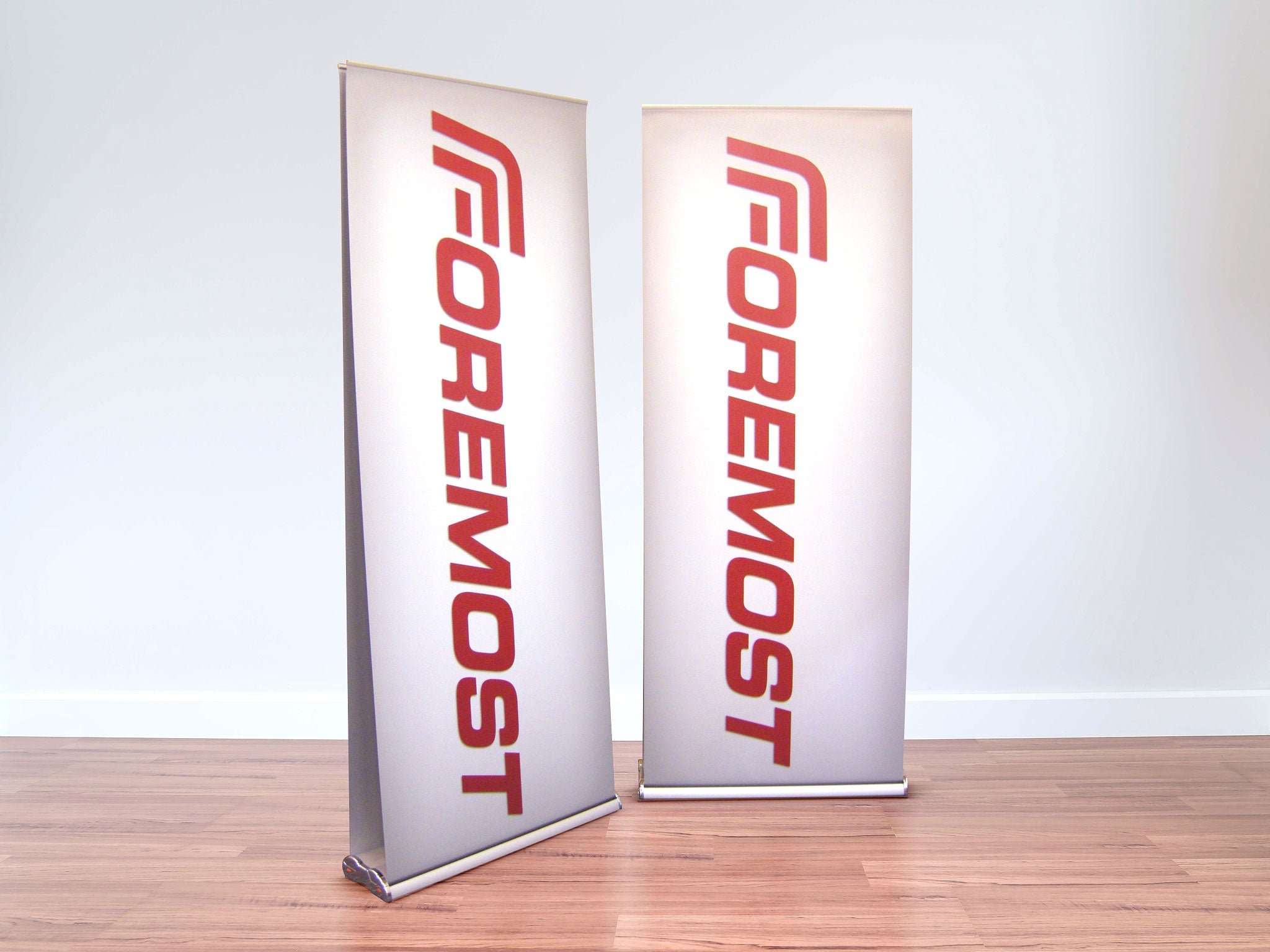 Supreme 2 Banner Stand Foremost