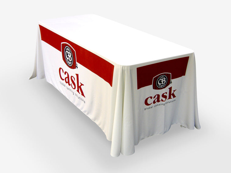 Classic 6' Table Cover Cask