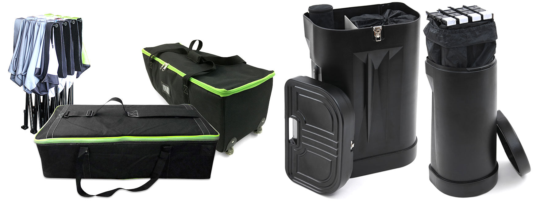 Xtension Squared Pop-Up Transport Solutions (Cases & Bags)