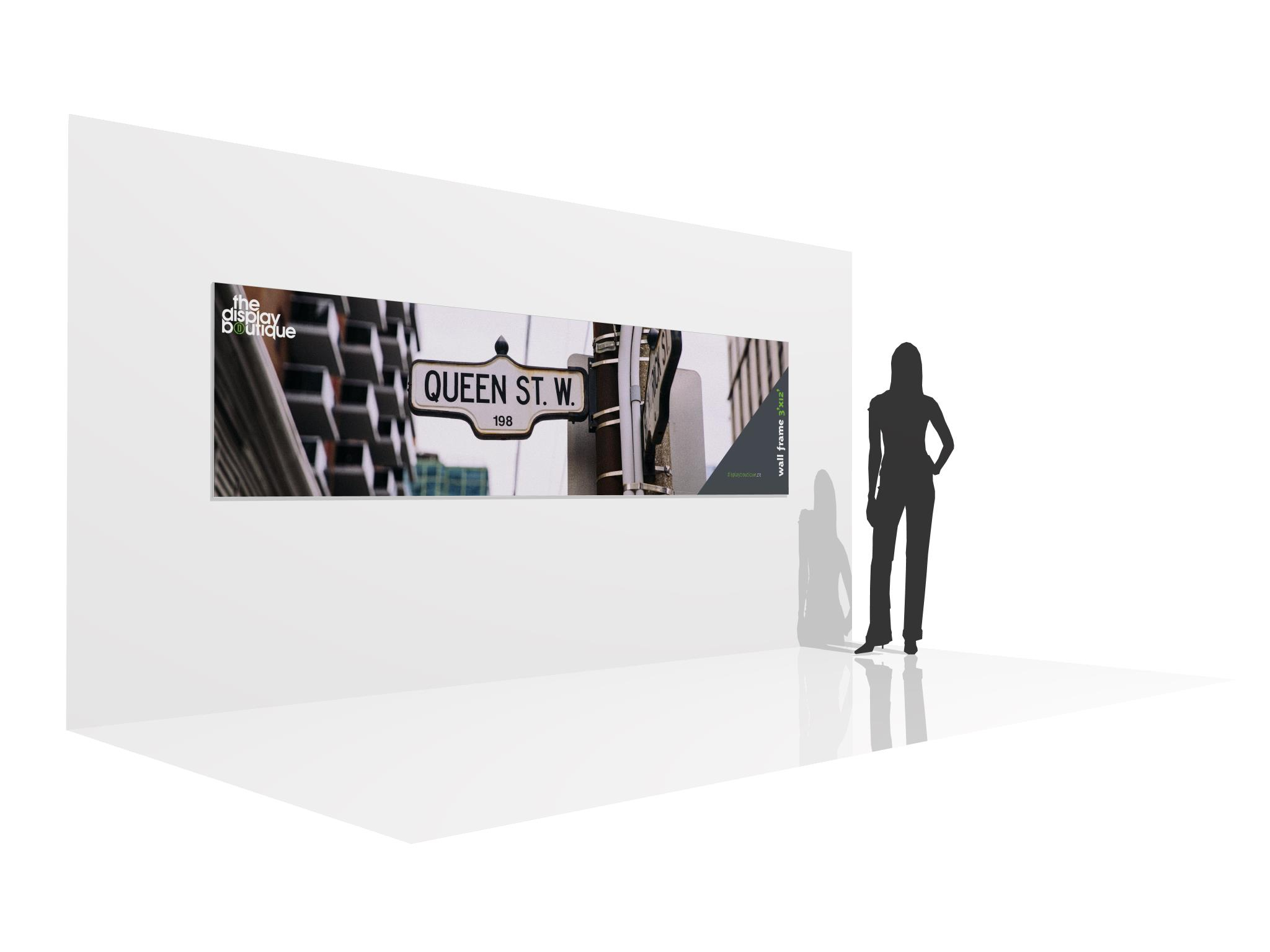 Wall Frames - The Display Boutique