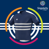 Men's Singularity Navy Eastern Bloc 3 Stripe