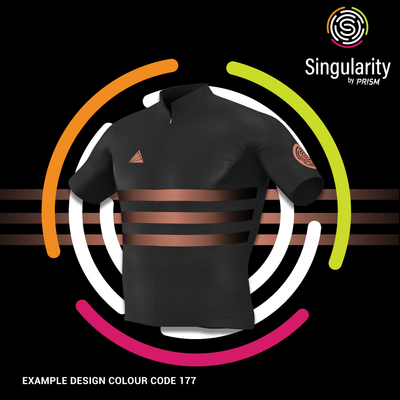 Men's Singularity Black Eastern Block 3 Stripe Fade