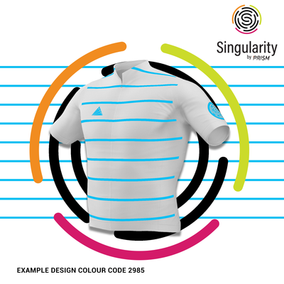Men's Singularity White Hello Sailor Stripe