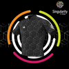 Men's Singularity Black Rapture