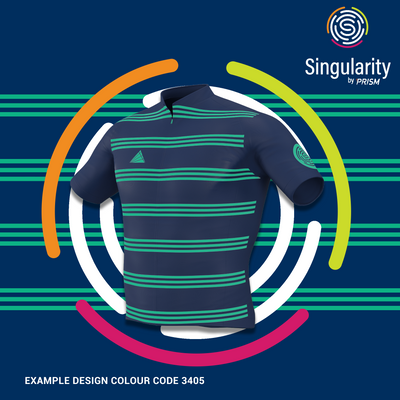 Men's Singularity Navy Triple Banger Stripe