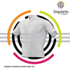Men's Singularity White Eastern Bloc 3 Stripe