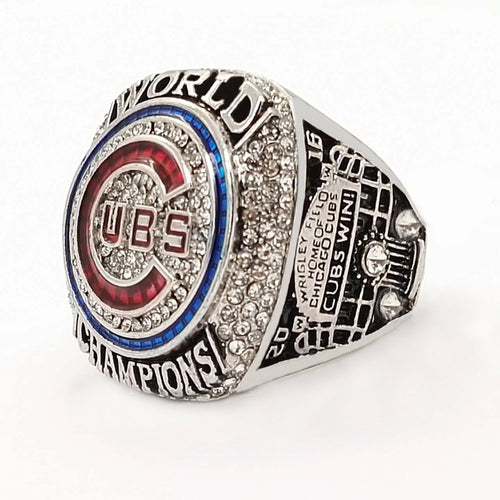 2016 Chicago Cubs World Series Championship Ring Replica