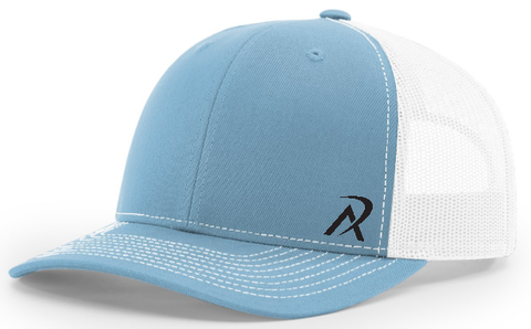 REALI Blue/White  Snap Back